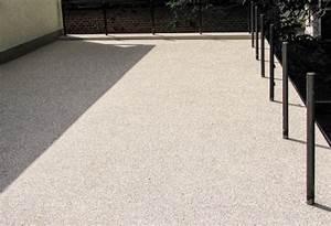 Bodenbelag Terrasse Kunstharz : steinteppichaufbau und farbvarianten ~ Orissabook.com Haus und Dekorationen