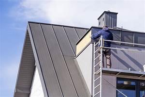 Plechová střecha svépomocí