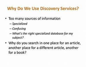 Discovery study detailed results 2014 december