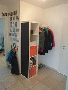 Ikea Kallax Flur : ikea expedit garderobe garderobe flur keller redesign ikea hacks pinterest garderobe ~ Markanthonyermac.com Haus und Dekorationen