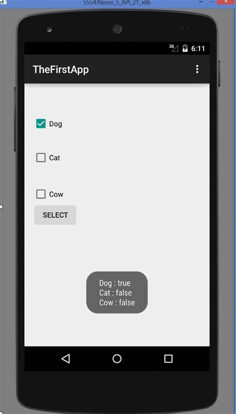 android studio tutorial pdf programmingknowledge january 2015