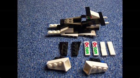 How To Make Your Own Lego F1 Race Car Youtube