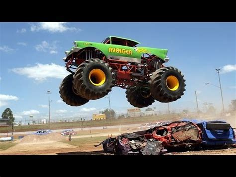 youtube monster truck video dibujos animados camiones monster truck las mejores