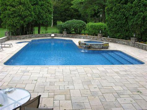 simple pools simple and minimalist pool shapes and designs