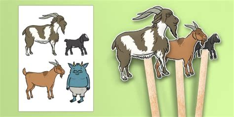 three billy goats gruff activities for preschool the three billy goats gruff stick puppets three billy 513
