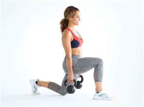kettlebell workout beginner exercises kettlebells body self work training lunges sims beginners entire jess cardio curious piernas fitness routines trainer