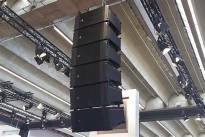 Line Arrays Advance Voice Electro Sound Array