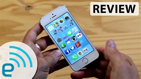 iPhone 5s review   Engadget - YouTube