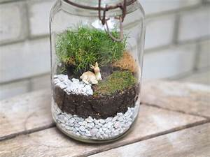 Acheter Terrarium Plante : terrarium plante grasse tuto ~ Teatrodelosmanantiales.com Idées de Décoration