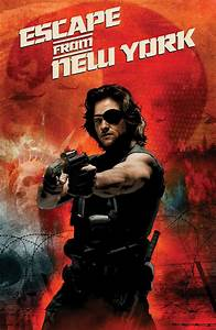First look–The adventures of Snake Plissken continue in ...