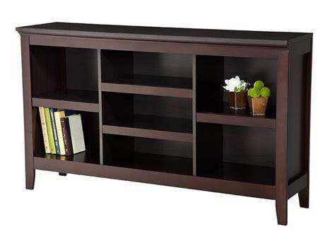 threshold carson horizontal bookcase carson horizontal bookcase with adjustable shelves