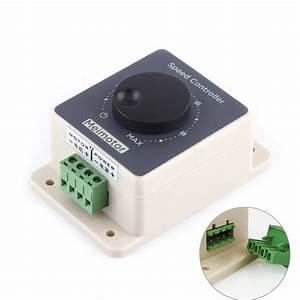 Buy Dc Motor Speed Controller 12v 24v 48v 110v Pwm Mach3