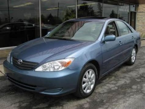 2002 Toyota Camry by 2002 Toyota Camry Le Review Buying Tips