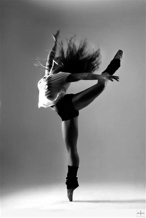 danse modern jazz dancer black and white quotes quotesgram