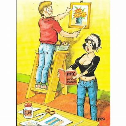 Saucy Seaside Postcard Bamforth Comic Postcards Ebid