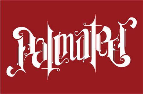 cool ambigram generators  designs hative
