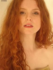 Long Red Hair | beautiful freckled Irish redhead ...