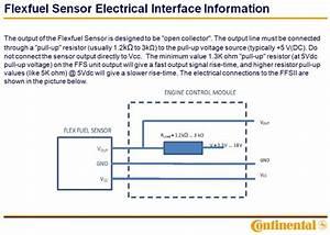 Gm Flexfuel Sensor Wiring Requirements