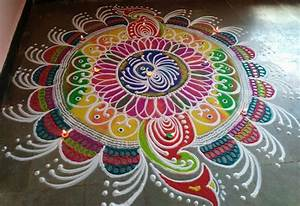 Diwali 2017: Easy rangoli patterns and designs to enhance