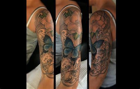 tatouage dentelle tout ce quil faut savoir tattoome