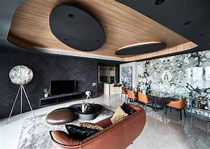 Super, Cool, Space, Shuttle-inspired, Kid, U0026, 39, S, Bedroom, In, This, Four-bedroom, Condo, Singapore, News