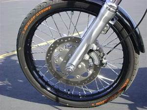 orange lettered tires harley davidson forums With orange tire lettering