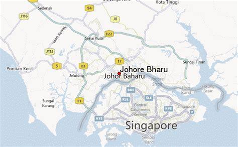johor bahru location guide