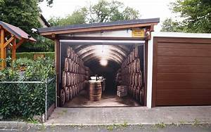 Www Style Your Garage Com : impress your neighbors with a 3 d fantasy garage door mural adweek ~ Markanthonyermac.com Haus und Dekorationen