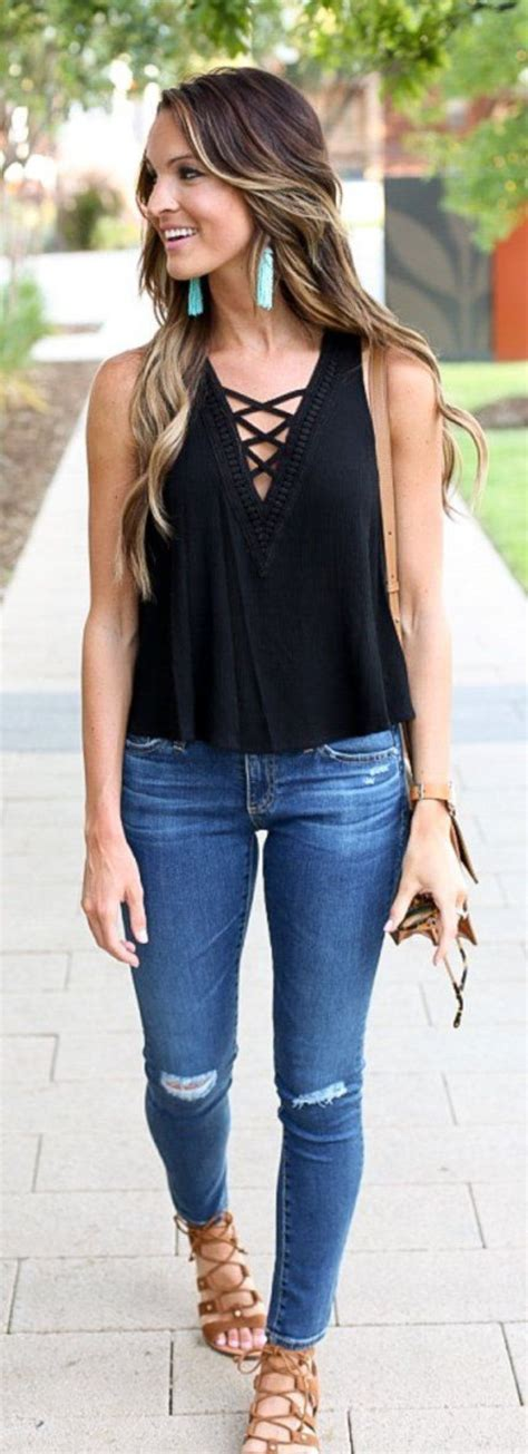 71 Cute Summer Outfits To Wear Now Fashionetter