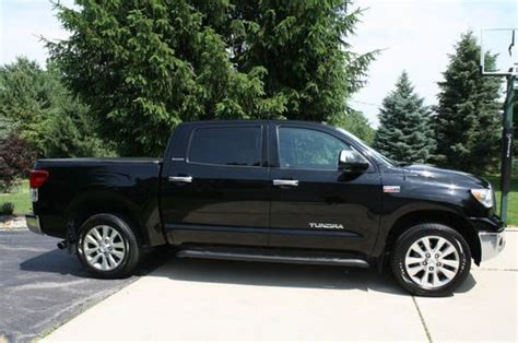 find   toyota tundra limited crewmax platinum