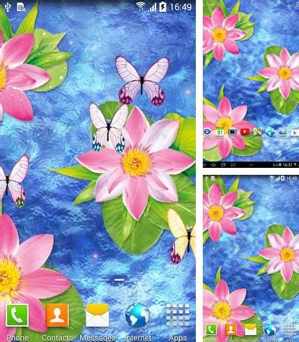 Free Animated Butterfly Wallpaper Live