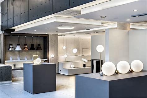 Showroom Illuminazione Flos Lighting At The Atrium Showroom Photobanks