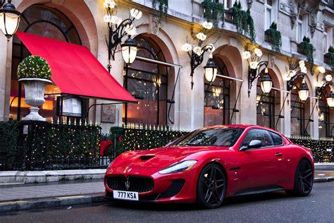 Maserati Granturismo 4k Ultra Hd Wallpaper And Background
