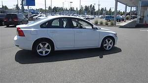 2008 Volvo S40  Ice White - Stock  13168p