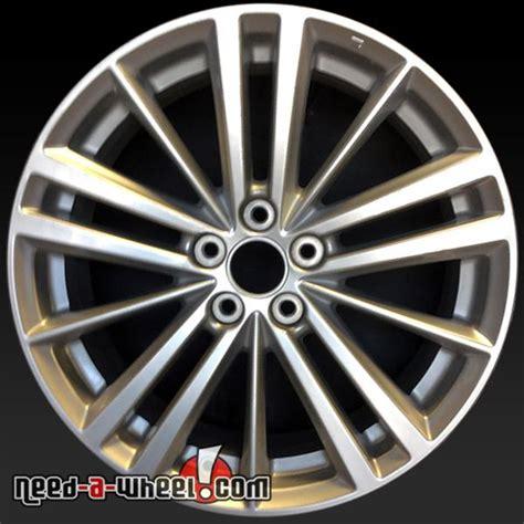 subaru impreza rims 17 quot subaru impreza wheels oem 2012 2015 silver stock rims