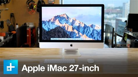 apple imac   hands  review youtube