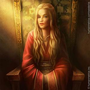 Picture suggestion for Cersei Lannister Art