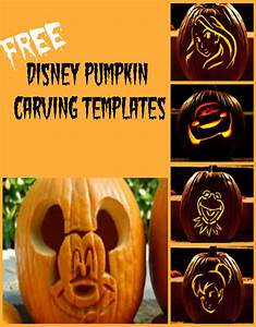 Disney Pumpkin Carving Patterns Frugal Fanatic ...