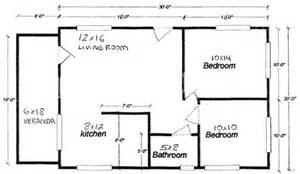small two bedroom house plans 20 x 30 house plans search shack
