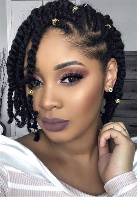 braids hairstyles for black women evesteps