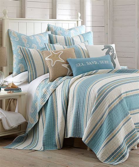 Bedroom Quilt Sets by The Coastal Sales Aisle Coastal Bedrooms Ideas