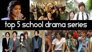 Top 5 School Dramas Series - Top 5 Fridays - YouTube
