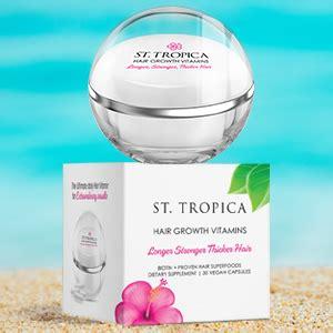 Amazon.com: ST. TROPICA Hair Vitamins for Hair Growth