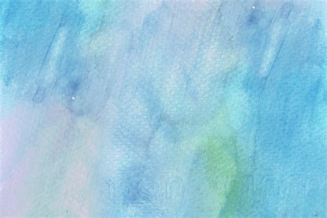 Soft Blue Nuance Watercolor Texture ~ Textures ~ Creative