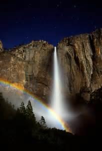 Lunar Rainbow Yosemite Falls