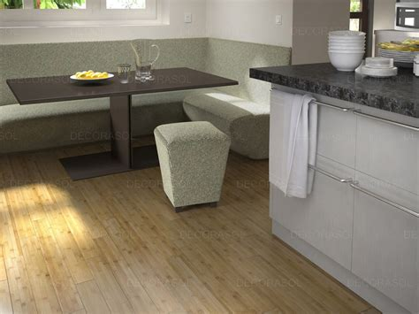 parquet flottant pour cuisine parquet pour cuisine un sol en bois dans une cuisine pas