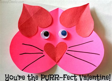 Easy And Fun Homemade Valentines Kids Can Make