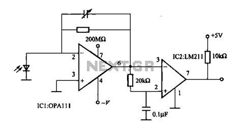 Optical Circuit Sensors Detectors Circuits Next