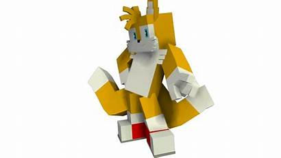 Tails Miles Prower Mine Imator Minecraft Wallpapers