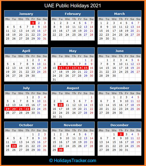 If you want to see what flower is which, move you mouse over the image. UAE Public Holidays 2021 - Holidays Tracker